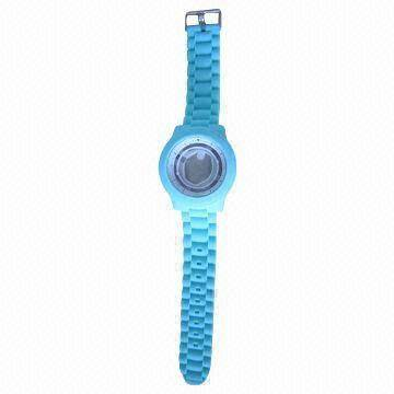 sell fashional silicone watch