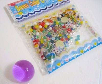 Crystal Soil (Water Beads) Factory Price