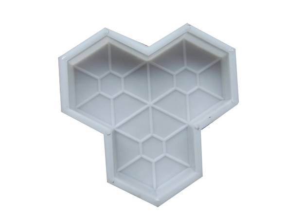 mould for color tile