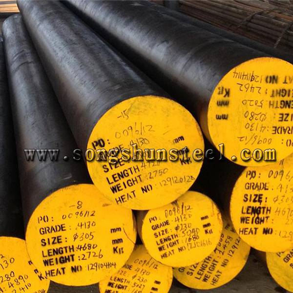 4340 alloy steel bar promotional supply