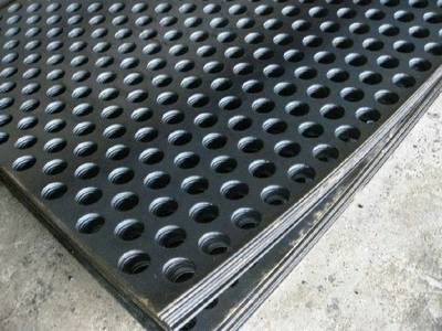 galvanized expanded metal;expanded metal panel