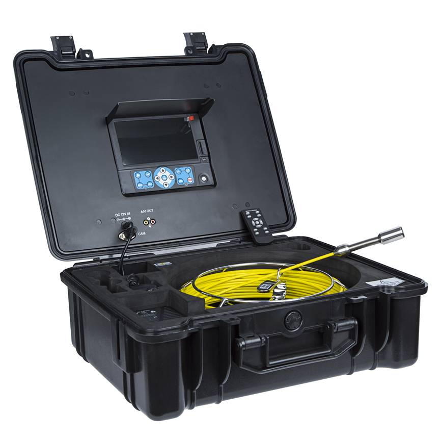 Industrial Pipe drain inspection camera