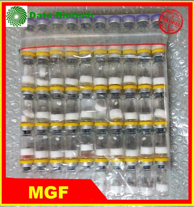 99% Purity Peptide PEG-MGF (Pegylated Mechano Growth Factor)/PEG MGF 2mg Lowest Price