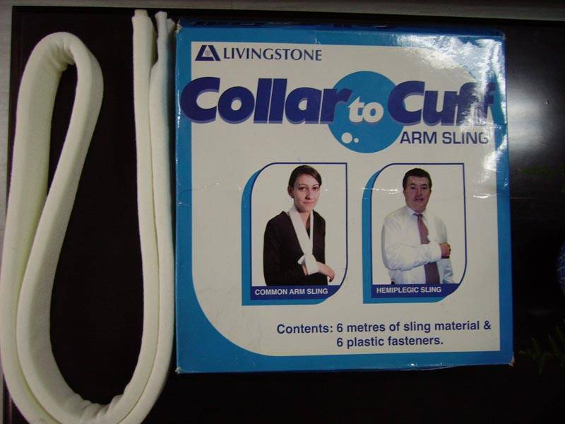 Cervical Colla and Cuff