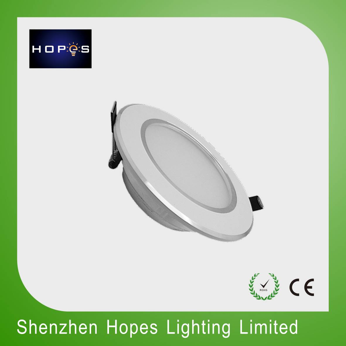 dimmable 12W led down light SMD