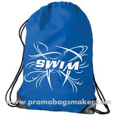 Custom Drawstring Bag Sports Pack - 13.5w x 17h