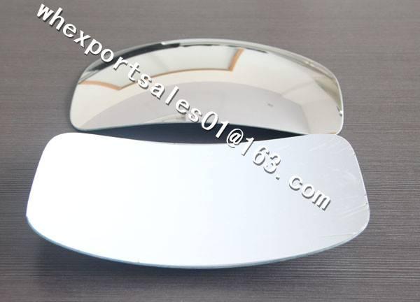 Silver Auto Mirror Plates