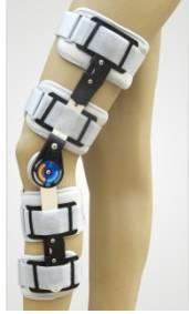 LJ044-2 Hinged knee support