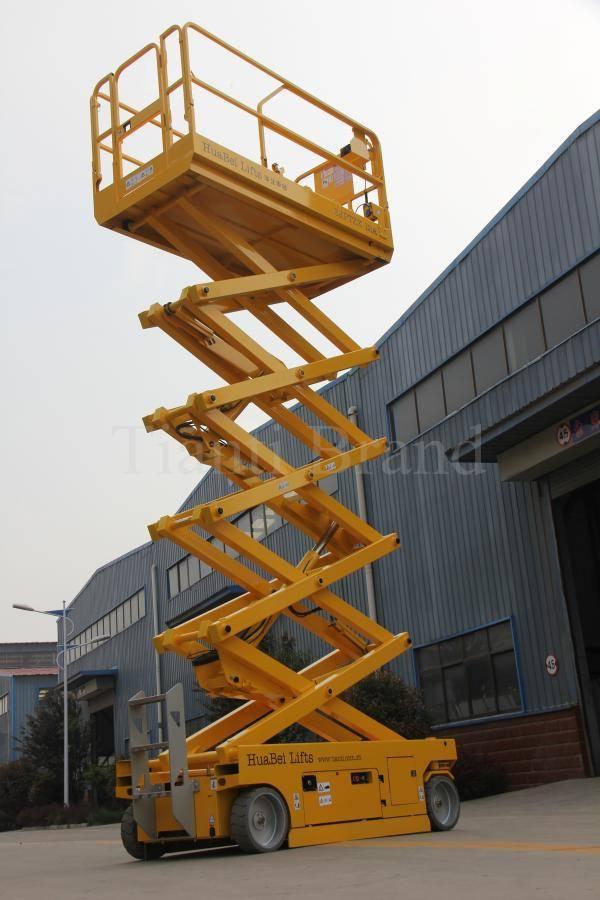 fully automatic hydraulic lift platform