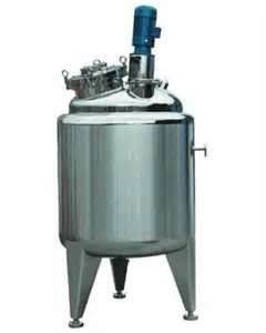 Stainless Steel Liquid Mixing Tanks/Vessels (CE,TUV/CAS/SGS)