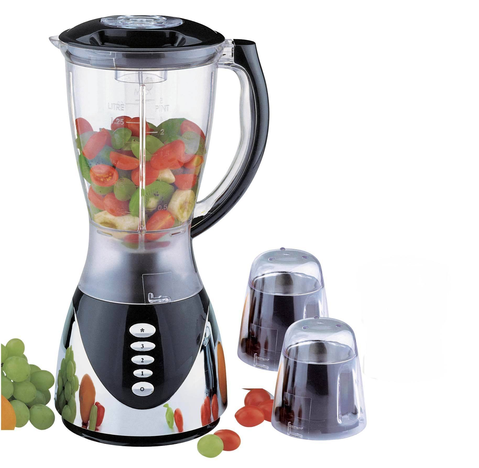 SUPER BLENDER IN 3 SPEEDS CONTROL