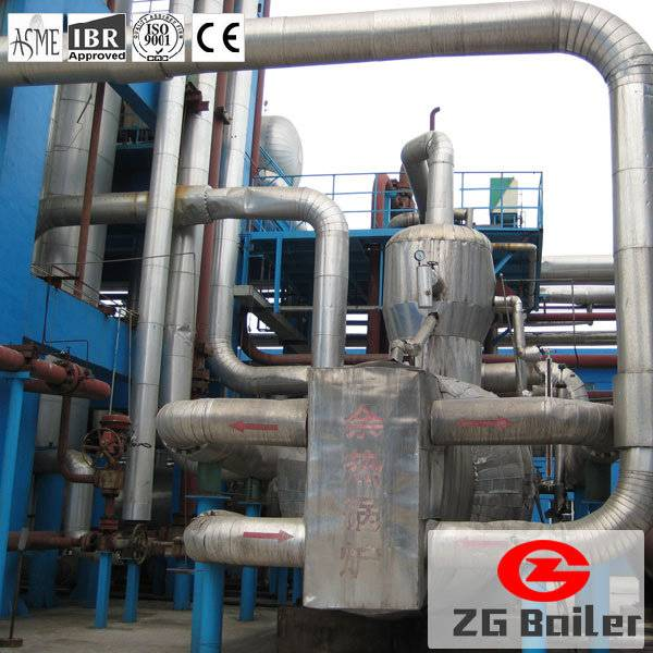 high quality smelting waste heat recovery boiler