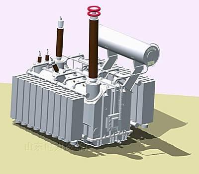500kV Oil Immersed Power Transformer