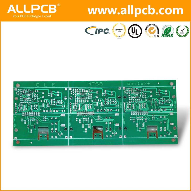 Fr4 high quality low cost double side pcb circuit board