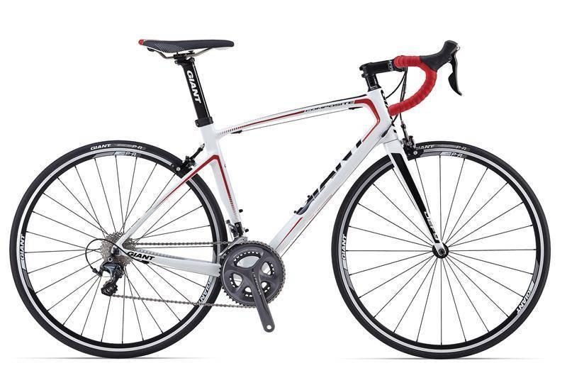 Giant Men On-Road Performance Endurance Defy Composite 1 Bicycle Bike