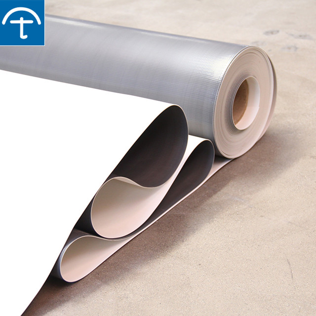 Sell China best quality 1.5mm 60mil white color TPO waterproofing membrane