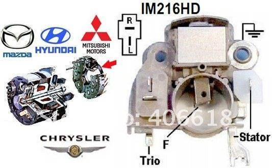 auto alternator AC voltage transformer auto parts