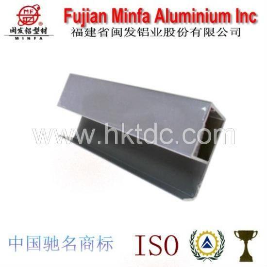 Industrial Anodized Aluminum Profile
