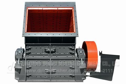Huge production capacity to 50-3000tph heavy hammer crusher