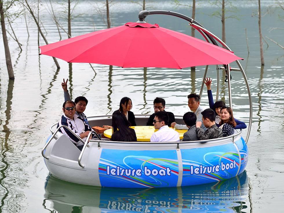best price bbq donut boat for sale