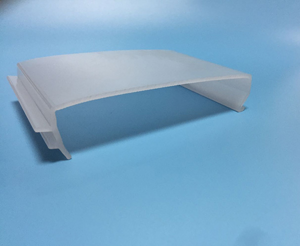 LED Ceiling Panel and Troffer,Plastic Extrusion Led Cover, Custom Plastic Led Pipe China