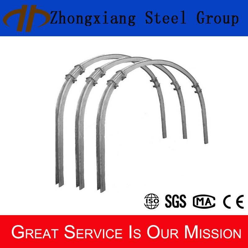 Chinese structural steel for mine support