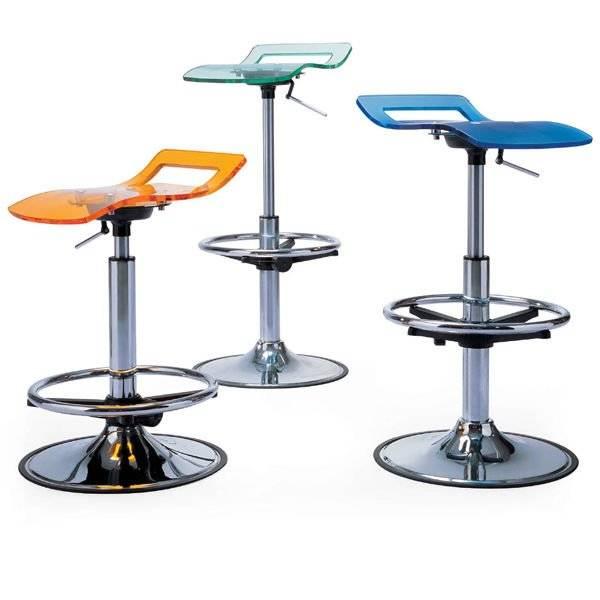 acrylic bar chairs