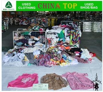 mixed used clothing A grade from china