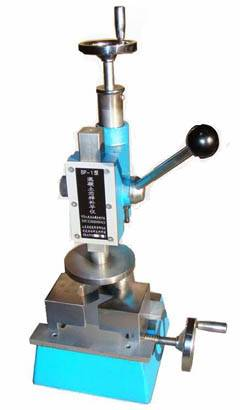 Concrete Core Leveling Instrument