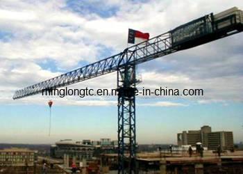 Flattop Tower Crane (MLP6313) max load 8t-Shandong Minglong