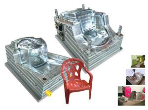 chair mould, plastic furniture mould