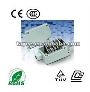 B03603 ABS terminal enclosure junction box