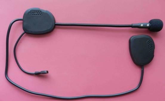 Bluetooth Motorcycle Helmet Headset HF-BT01
