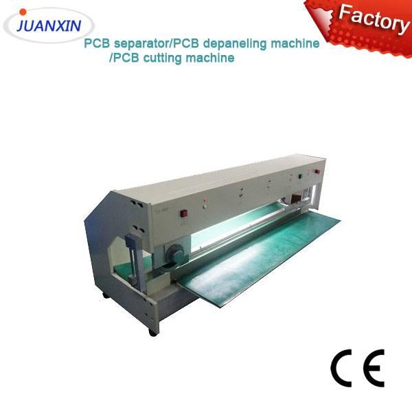 V-cut pcb cutting machine