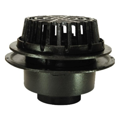 RD-6300 Cast Iron Roof Drain