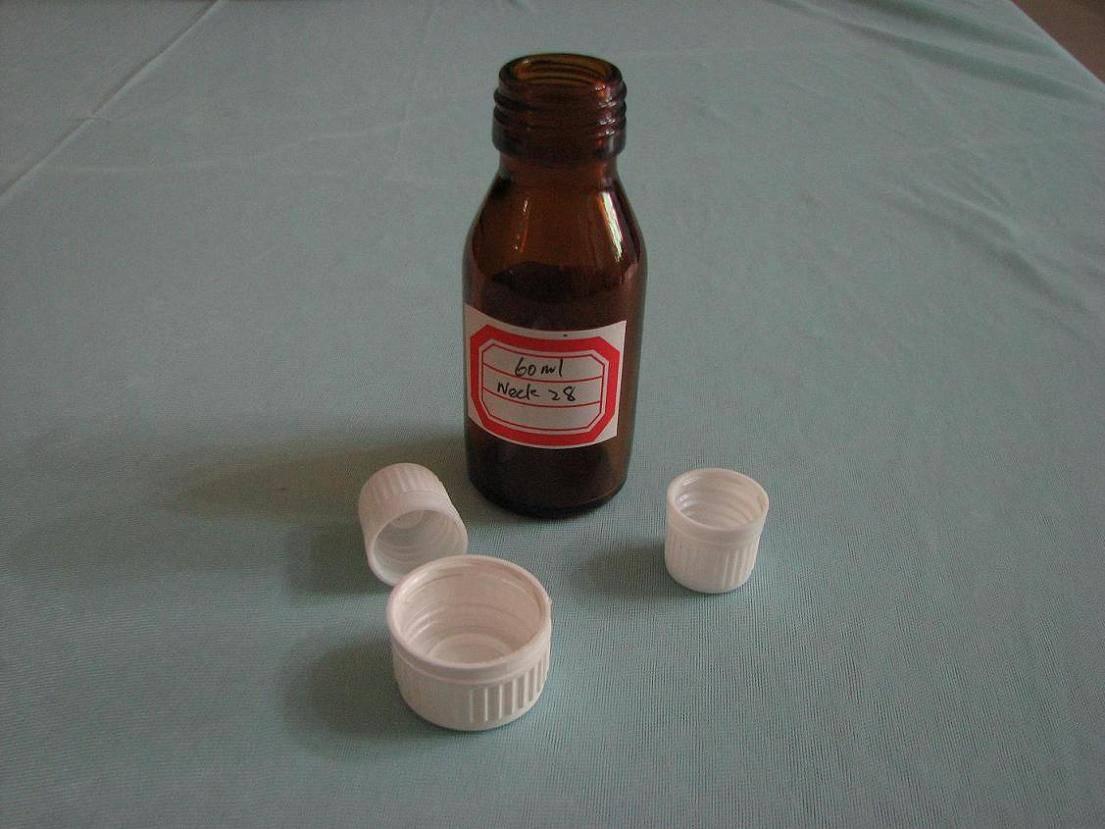 60ml screw neck vial