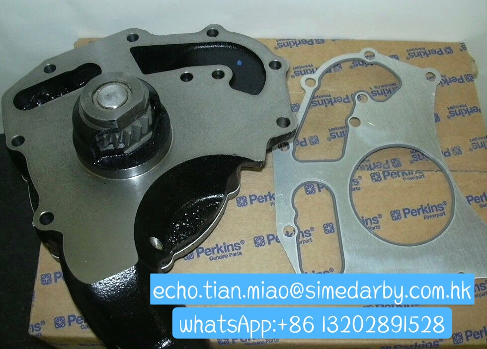 U5MW0208/10000-45344/4113A113 Perkins Water Pump for 1103A-33,GEP65,GEP44,OLYMPIA parts,FG Wilson
