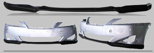 Sell LEXUS IS250 body kit front lip