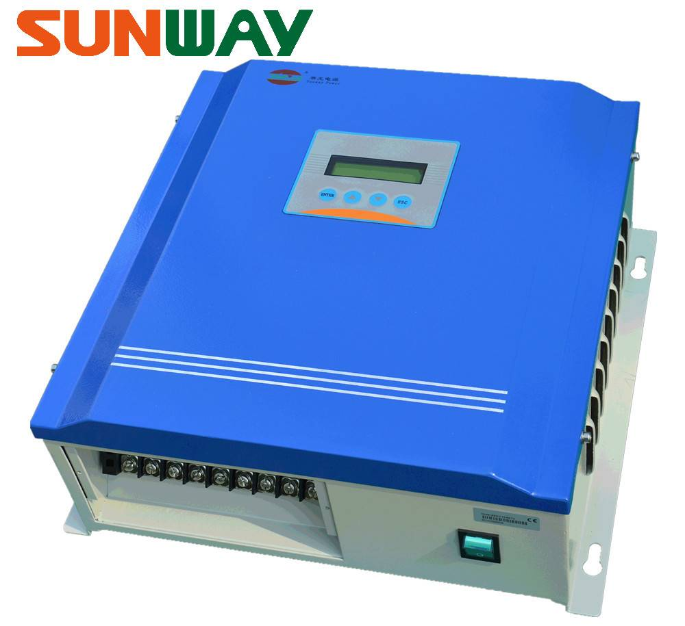 2KW 48V/96V wind solar hybrid charge controller for wind and solar hybrid system