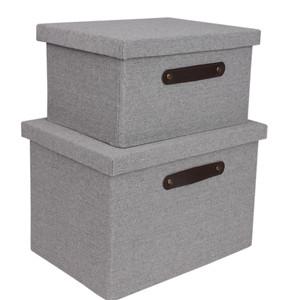 Simple Houseware Foldable Cube Storage Bin
