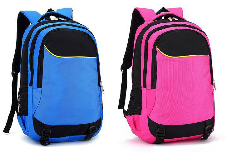 China Factory Kids School Backpack