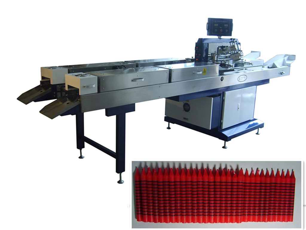 AUTOMATIC CANDLE SCREEN PRINTER