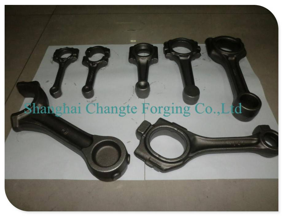 auto connecting rod forging