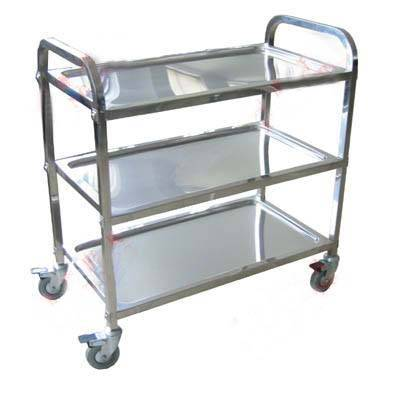 Supply Stainless Steel Service Cart