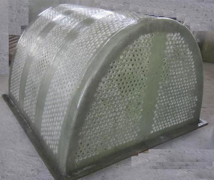 Strength Of Fiberglass Desulfurization Filter Mesh