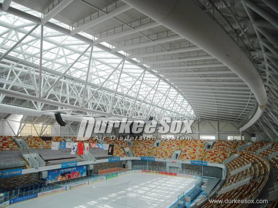 Does DurkeeSox fabric dust system save energy?