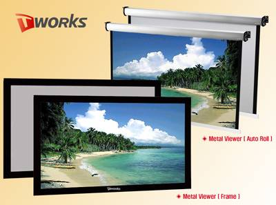 High-Gain Screen 80 inch