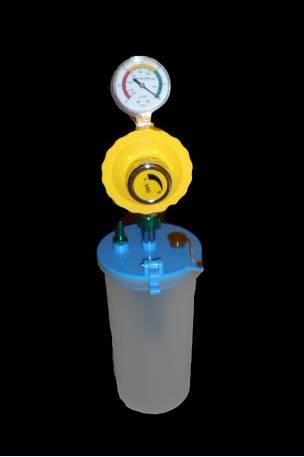 suction unit vacuum regulator