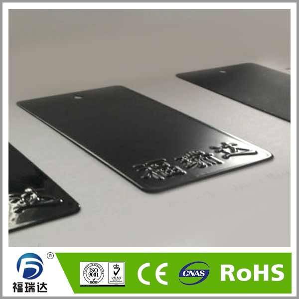 Supply matt black RAL9003 powder coating