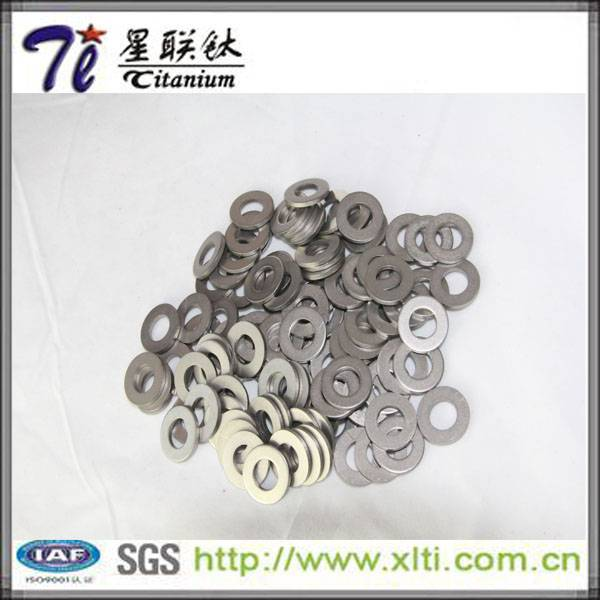 The Directly Factory Price for Alloy M18 Motorcycle Titanium Washer